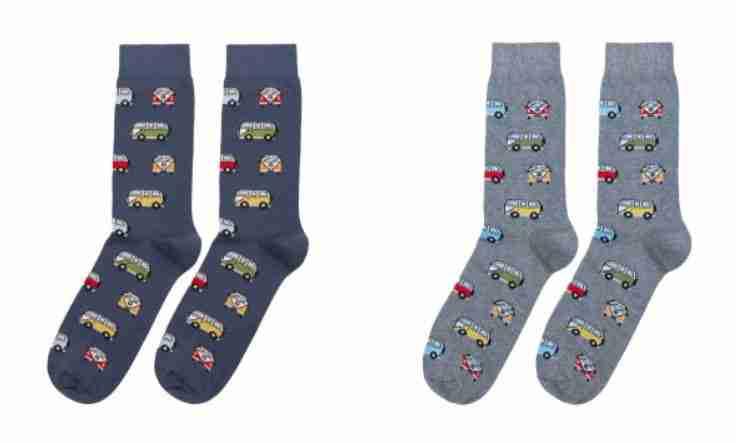 Calectines furgonetas de Socks and Co