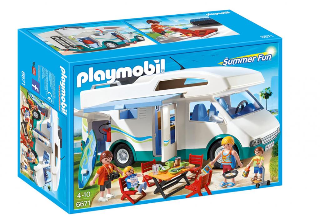 caravana playmobil juguete navidad 2020