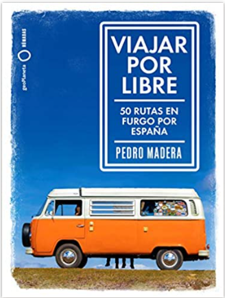 viajar por libre libro caravaning amantes ideas para regalar 2020