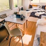 La autocaravana sostenible de Ikea: más fotos y detalles