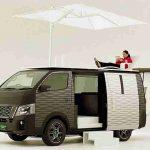 Nissan NV350: tu oficina sobre ruedas
