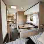 Caravanas para familias viajeras I: Caravana Alba 486 Family Caravelair