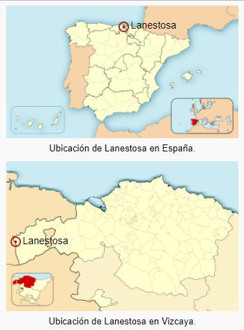 ubicacion lanestosa españa vizcaya area de autocaravanas