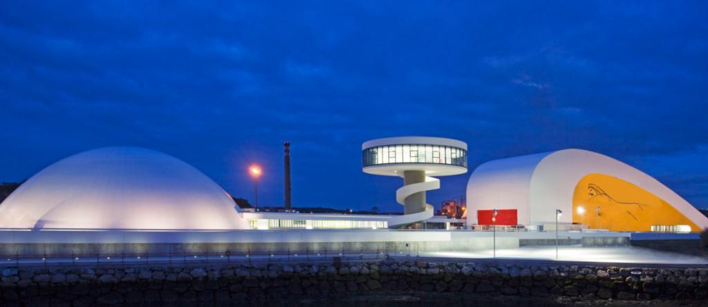 centro niemeyer aviles turismo