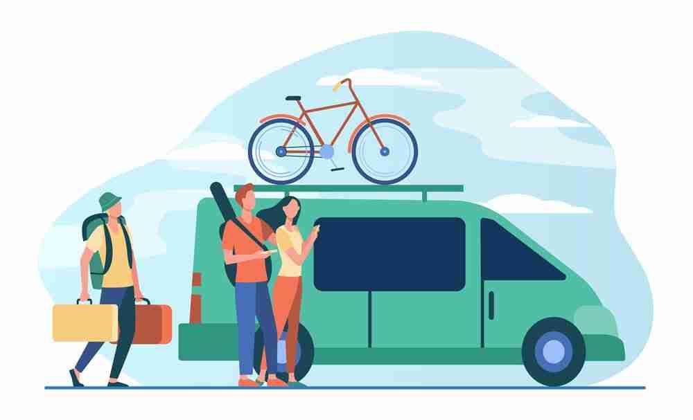 una furgoneta o una camper deben estar homologadas para circular con seguridad