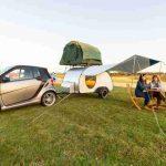 Mini Caravana Cocoon: la más barata y pequeña del mercado