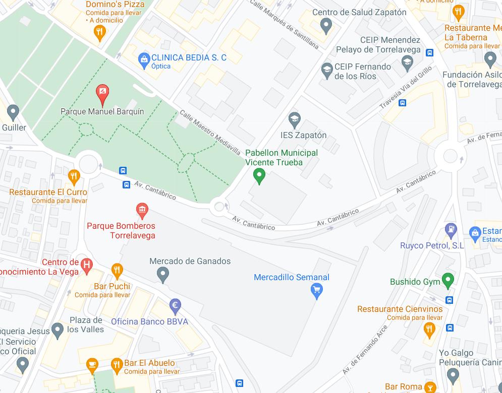 nuevo area de autocaravanas previsto para julio en torrelavega cantabria