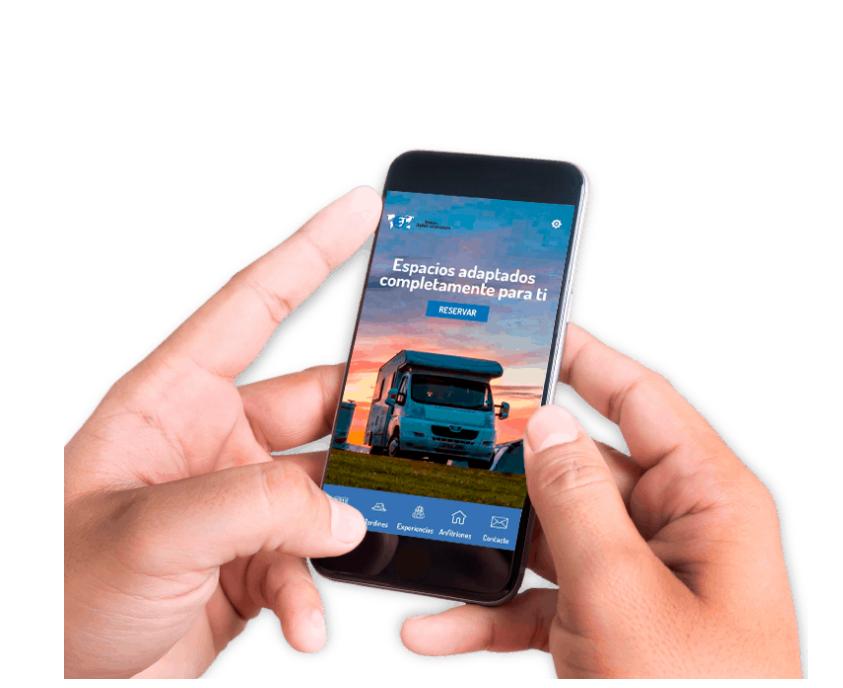 area de autocaravanas app